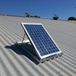 SLW solar panel